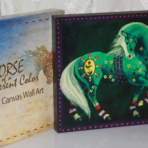 Westland Horse of a Different Color Wall Art 20543